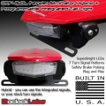 CRF450L Integrated Tail Light / CRF450L Fender Eliminator Hybrid Kit