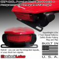 CRF450L CRF450RL Integrated Tail Light / Fender Eliminator Hybrid Kit