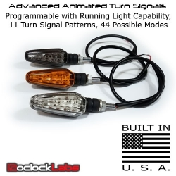 Programmable Advanced Animated Turn Signals
