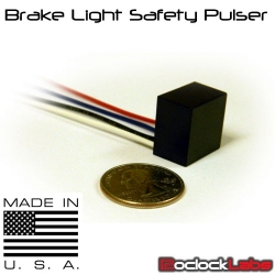 Programmable Brake Light Safety Pulser