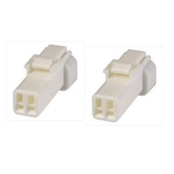 KTM OEM Turn Signal Connectors Type F (2 pin)