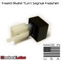 Fixed Rate Turn Signal Flasher