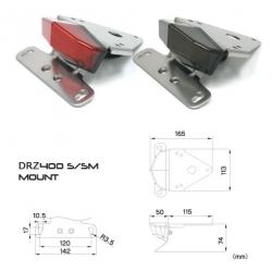 Edge2 Tail Light [DRZ400S/SM]