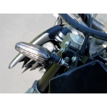 Rear Turn Signal Mounting Brackets