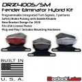 DRZ400S/SM Integrated Tail Light / Fender Eliminator Kit