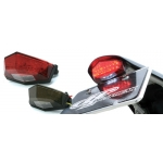 KLX250S/SF Tail Light Kit / Fender Eliminator Kit (2008-Current)
